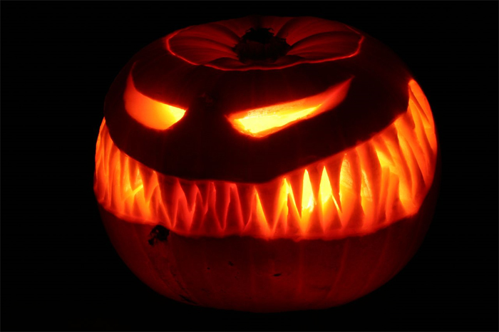 spooky scary and downright silly jack o lanterns daddu