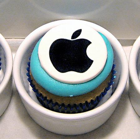 Mac cupcake