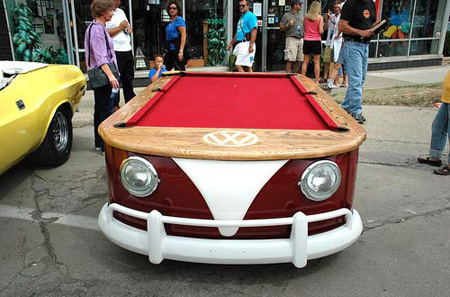 Volkswagen Billiards Bus