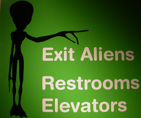 Exit Aliens