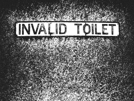 Invalid Toilet