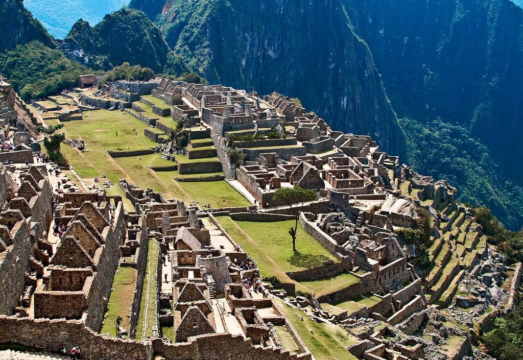 machu picchu a place to visit This how to get to machu picchu guide includes the famous inca trail + all other   there will be routes for you to follow (there is a route already in place) and.
