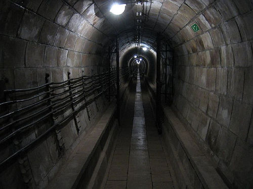 Creepy Tunnel 2