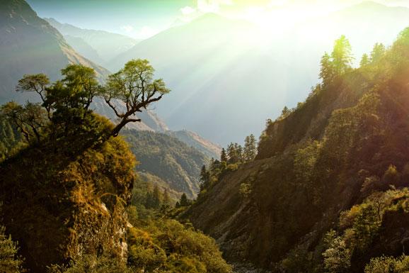 Nepal - Mountains