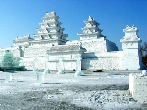 Harbin Ice Palace