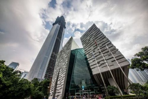 Chow Tai Fook Centre - Guangzhou, China