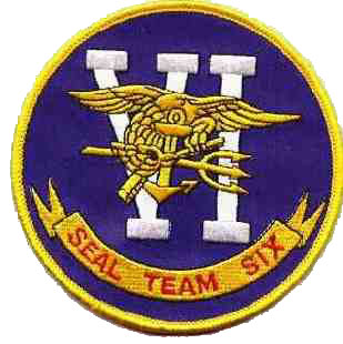 The Ghosts of Seal Team Six