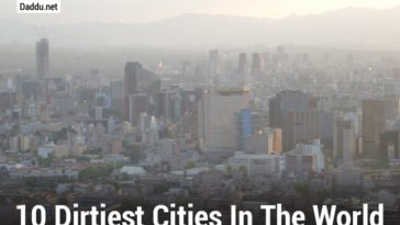 10 DIRTIEST CITIES IN THE WORLD