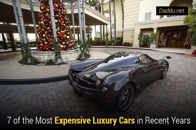 7 Of The Most Expensive Luxury Cars In Recent Years Daddu