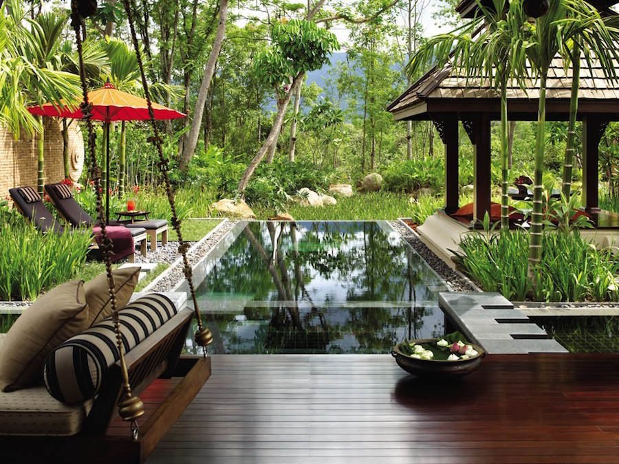 Four Seasons Resort Chiang Mai, Chiang Mai, Thailand