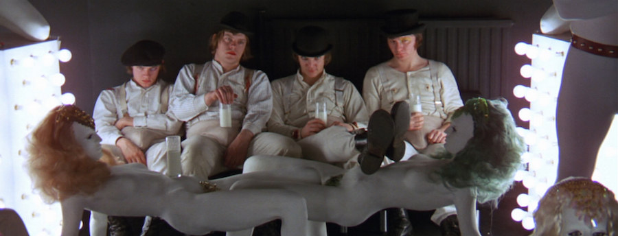 an examination of the controversial movie a clockwork orange Peter bradshaw: a remake of straw dogs reminds us that 1971, which also spawned a clockwork orange and 10 rillington place, was a wonderful annus horribilis of shock cinema in britain.