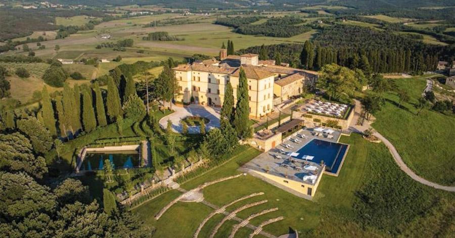 Castello de Casole – A Timbers Resort, Tuscany, Italy