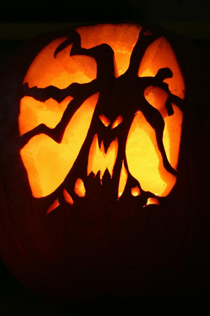 Spooky Scary And Downright Silly Jack O Lanterns Daddu